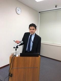 発表者須崎さん