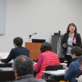 発表者林貴江さん